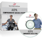 Order the AEPA Special Education: (Tests 22, 23, 24, 26, 27, 28,29,30,31,32) Cross Category, Early Childhood, Emotional Learning, Severe & Profound Disability Hearing, Orthopedic, Visual Speech & Language Impairment Mental Retardation 7 Day Comprehensive Success System