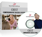 "Order the CBEST Comprehensive Success System ""How to Pass Now and Tell Your Own Success Story"""