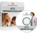 Order the MTEL Spanish (28) 7 Day Comprehensive Success System