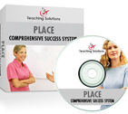 Order the PLACE Reading Teacher (18) 7 Day Comprehensive Success System