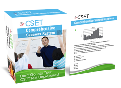 CSET Study Guide & Practice Test [Prepare for the CSET Test]