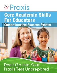 free Praxis Core Academic Skills for Educators practice test questions