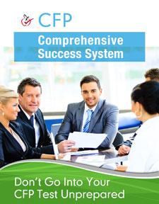 CFP study guide books