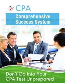 CPA study guide books