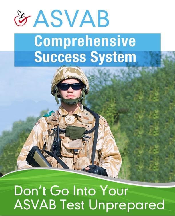 ASVAB study guide books