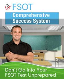 FSOT study guide books