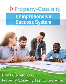 Property Casualty study guide books