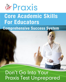 free Praxis Core exam review online