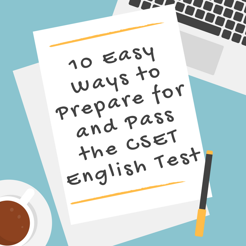 CSET English - 10 Little CSET English Tips That Blast Your